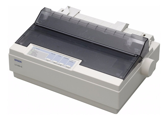 Impressora Matricial Epson Lx300 Sem A Tampa