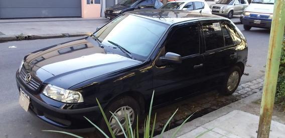 Volkswagen Gol 1.6 2005 Gnc