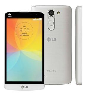Lg L Prime Dual D337 - Dual, 8gb, 3g, Wi-fi, Tv - Semi Novo