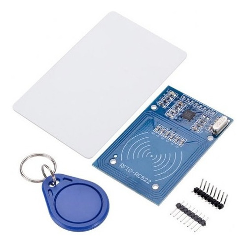 Kit Rfid Rc522 Arduino Pic