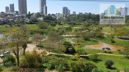 Imagem 1 de 7 de Cobertura Com 2 Dormitórios À Venda, 64 M² Por R$ 450.000 - Paraíso - Santo André/sp - Co0094