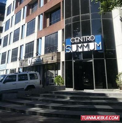 Oficinas En Alquiler Las Mercedes Cm 18-7319