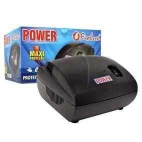 Estabilizador Fiolux Power 500va 300w 1np330pr