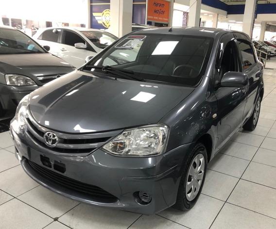 Toyota/etios Xs 1.3 Flex 2013