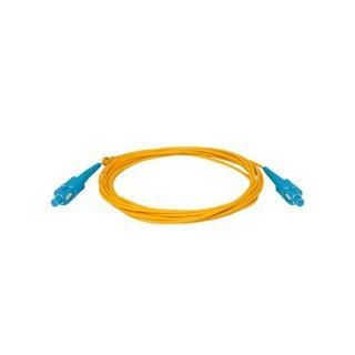 Cordão Óptico Sc/upc Sm 2,0mm 3m Xfc 1 - Intelbras C/ Nf