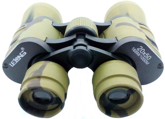 Binoculo Profissional Lelong 20x50 - 10 Km Super Alcance