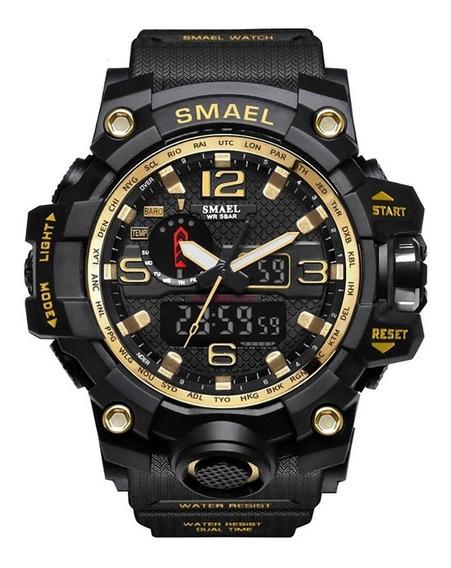 Relógio G-shock Smael Esportivo Original + Lindo Brinde