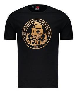 Camiseta Vasco Da Gama 120 Anos