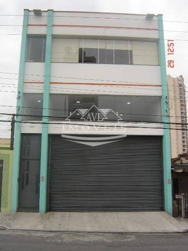 Sala Comercial Para Locação No Bairro Vila Carrão, 35 M - 633