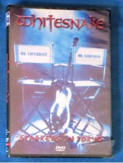 Dvd Whitesnake Starkers In Tokyo Imp 2002 Sin Uso Coverdale