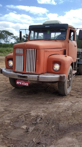 Scania 111  Ano 1974 Jacare