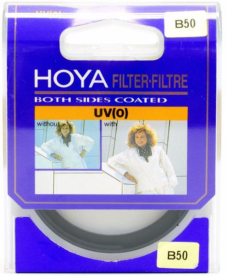 Filtro Para Hasselblad B50 Hoya Uv(0)