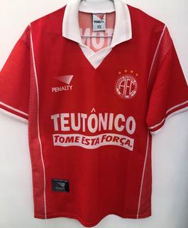 Camisa América De Natal 1999/2000 Rara