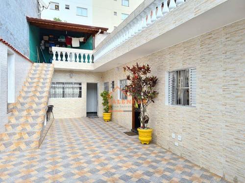 Imagem 1 de 14 de Casa Com 2 Dormitórios À Venda, 70 M² Por R$ 325.000,00 - Jardim Santo Antônio - São Paulo/sp - Ca0148