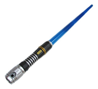 Star Wars Lightsaber Extensible Con Luz Y Sonido Espada 83cm