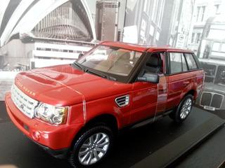 Autos De Colección Range Rover Sport Escala 1/18