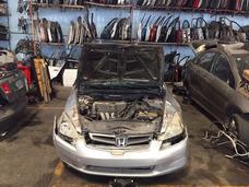 Honda Accord 2005 En Partes Para Refacciones