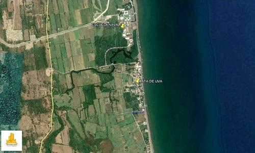 Se Vende Terreno En Mata De Uva, Veracruz