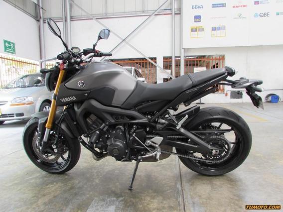 Yamaha Mt 09/abs