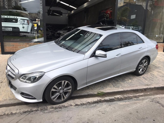 Mercedes-benz E250 - 2014 2.0 Avantgarde Turbo