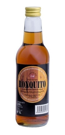 Licor Seco De Ron Ronquito 0,35lts Cln