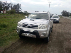Toyota Hilux Sw4 Tope Gama 7 Asientos