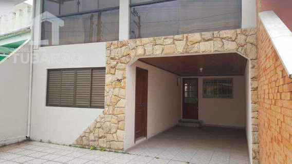 Casa Centro Tubarao, 3 Quartos Reformada