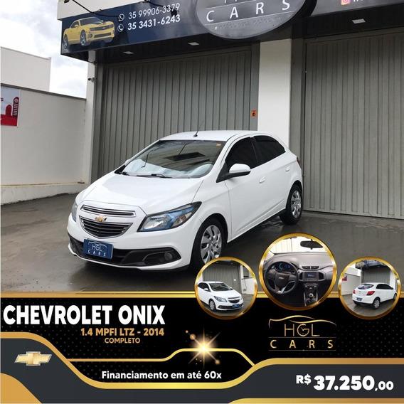 Chevrolet Onix 2014 - 1.4 Mpfi Ltz - Completo