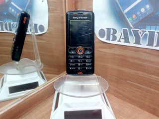 Sony Ericsson W200a Negro Telcel ---envío Gratis---
