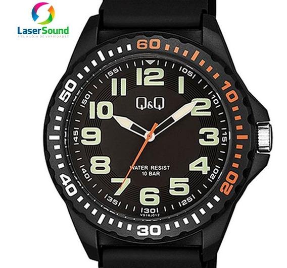 Relógio Q&q By Japan Masculino Vs16j012y C/ Garantia E Nf