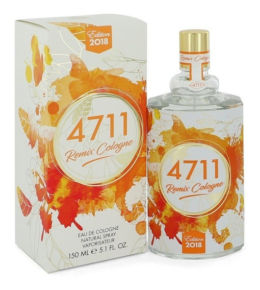 Perfume 4711 Remix Cologne Unissex 150ml Edc - Original