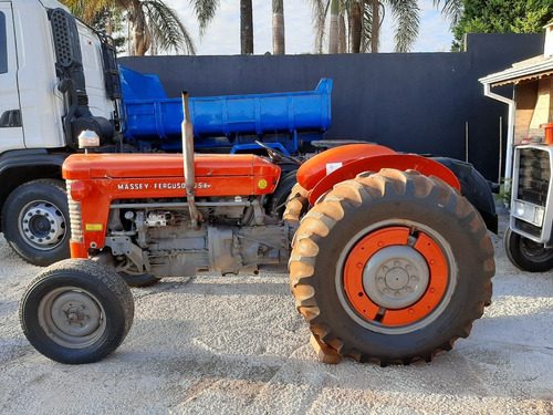 Trator Mf 65x Ano 74