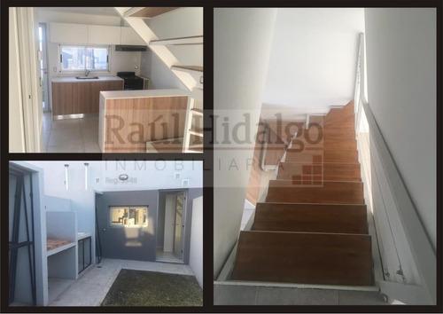 Duplex / Casa De 3 Ambientes A Estrenar A Media Cuadra Del Mar