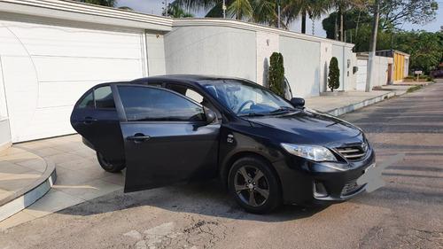 Corolla Gli 1.8 Automático Flex (gnv) 2012/2013