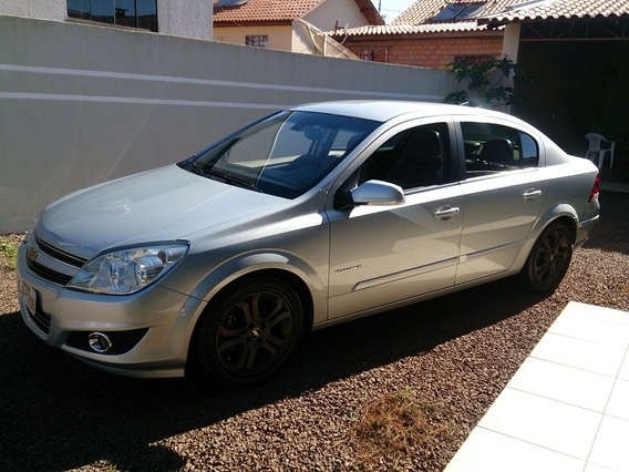 Chevrolet New Vectra 2.0 Elegance Flex Power 4 Portas 2010