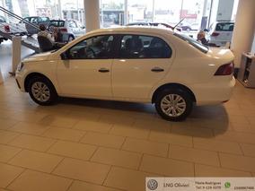 Volkswagen Vw Voyage Trendline Manual 0km 2018 Blanco