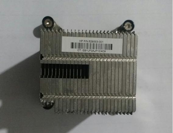 Dissipador Hp Compaq P/n: 628553-001