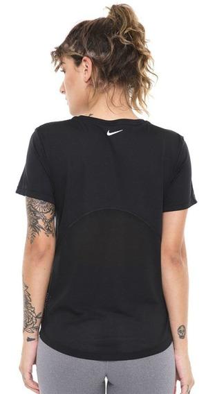 Blusa Manga Curta Nike Miler