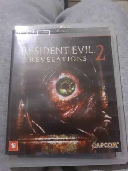 Resident Evil Revelations 2, Ps3, Mídia Física