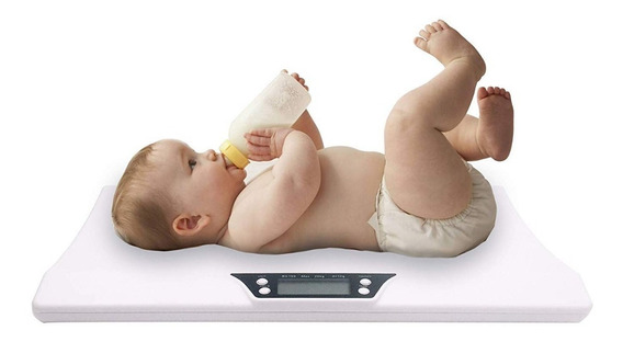 Spritool Báscula Multifuncional Digital Para Bebés Mascotas