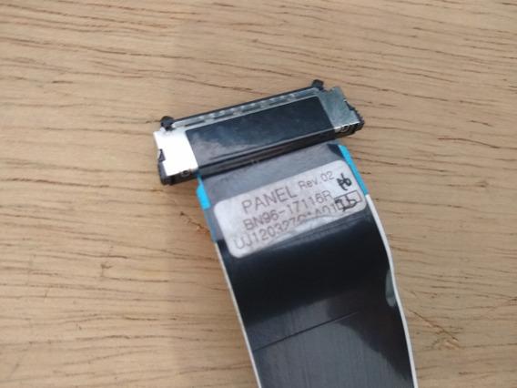 (096) Fita Flat Para Tv Lcd Samsung Mod: Ln40d503f7