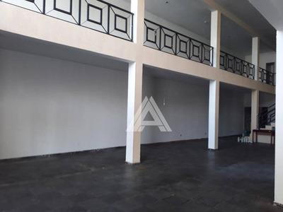 Salão Para Alugar, 540 M² - Vila Curuçá - Santo André/sp - Sl0126