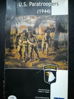 Maquetas Soldados