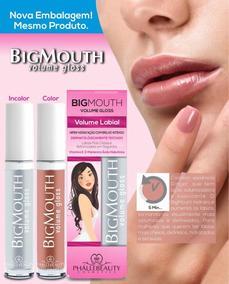 Lip Volume Big Mouth Phallebeauty