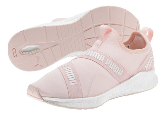 Tênis Puma Nrgy Star Slip-on Bdp Feminino - Original