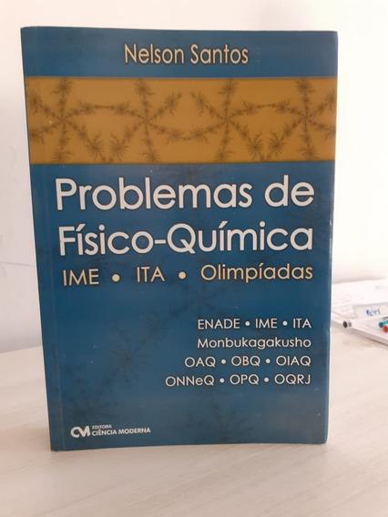 Problemas De Físico-química Ime-ita-olímpiada Nelson Santos