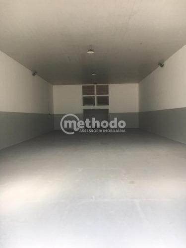 Barracão No Bairro Vila Industrial - Campinas - Ba00048 - 68215415