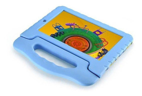 Tablet Multilaser Discovery Kids, 7, Android 7.0, 8gb, Azul