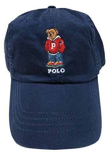Polo Ralph Lauren De Los Hombres Teddy Bear Tapa Bola Ajusta