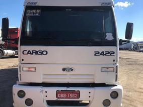 Ford Cargo 2422 Bau E Plataforma Confira !!
